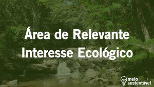 Área-de-Relevante-Interesse-Ecologico