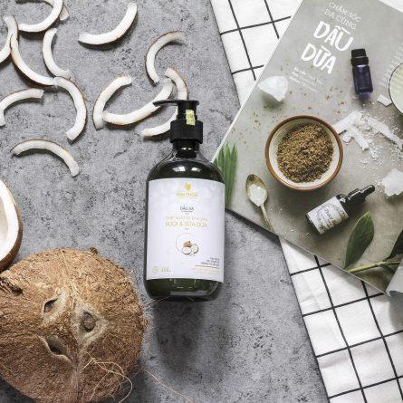 shampoo para cabelos oleosos