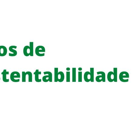 selos de sustentabilidade